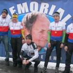 MISTROVSTVÍ ČESKÉ REPUBLIKY MASTERS v cyklokrosu v Lošticích