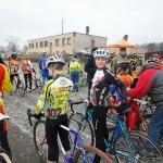Foto z cyklokrosu v Lounech 2.12.2012