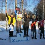 Český pohár Masters v cyklokrosu v Poličce