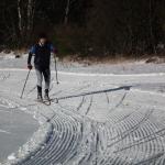 Lyžařská Liga ski areálu Těškov
