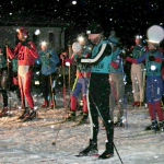 Janoušek zahájil večerní Ligu Ski areálu Těškov prvenstvím