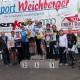 Úspěšné závody v Rakousku