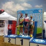 Martina Sáblíková vyhrála mistrovství ČR na silnici