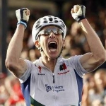 Mistrovství světa na silnici 1.Costa, 2. Rodriguez, 3.Valverde