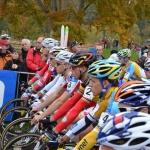 Druhý závod Světového poháru v cyklokrosu v Táboře