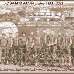 Cyklisté ve sparťanských dresech brázdí silnice už 120 let