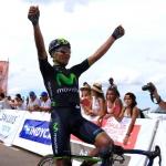 Nairo Quintana vyhrál Tour de San Luis