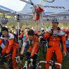 Cyklokrosový pohár patří Tomáši Paprstkovi