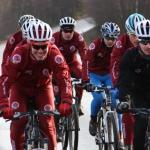 KEMP Vimperk – cyklisté Sparty vybojovali na hokejovém turnaji 3. místo
