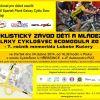 GALAXY CYKLOŠVEC ECOMODULA 24.4.2014 dětský závod kol a koloběžek v Písku v areálu CYKLOŠVEC U Hřebčince
