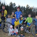 Mistr Evropy Jakub Říha Vás zve na dětský závod – Galaxy CykloŠvec Ecomodula 24.4.
