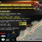 Pozvánka na 43. ročník mezinárodního závodu Trofej Rokycan