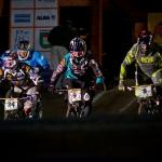 Jakub Říha /Galaxy CykloŠvec/ v prvním závodě fourcrossové série Pro Tour v polském Szczawno Zdroji