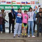38.ročník ZÁVOD MÍRU NADĚJÍ JEVÍČKO GP Matoušek (ženy a juniorky)