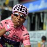 Nairo Quintana v přilbě Catlike Mixino opanoval letošní Giro