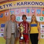 Okrouhlický první a druhý v 7. a 8. etapě Baltyk – Krkonoše Tour