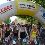 Fotogalerie z Galaxy CykloŠvec Bechyně 2014 a Grand Prix Bechyně koloběžek