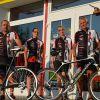 Cyklisté Galaxy CykloŠvec jedou z Istanbulu do Písku