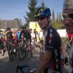 Ukončení cyklistické sezóny 2014 v Buzicích