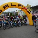 GALAXY CYKLOŠVEC JF AUTOCENTRUM ECOMODULA a ukončení cyklistické sezony v Jihočeském kraji v areálu CykloŠvec v Písku