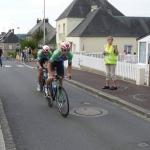 6. místo v časovce dvojic Duo Normand ve francouzkém Marigny pro CK Příbram