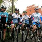 Lasák a Voráčová vítězi Oderského poháru v cyklokrosu v Bohuňovicích