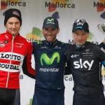 Mallorca Challenge – Trofeo Serra de Tramuntana 1. Valverde, 3. König