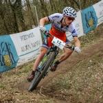 Tomáš Paprstka na prvních letošních MTB závodech v Langenlois