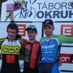Martin Boubal celkovým vítězem Táborských okruhů