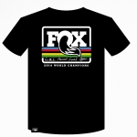 TRIKO FOX 2015 UCI CHAMPS LIMITOVANÁ EDICE