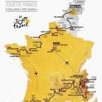 Tour de France 2015 s komponenty, které dováží CYKLOŠVEC – Catlike, Deda elementi, KMC, RSP, Kenda i Tour de France