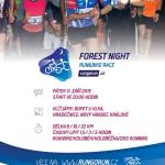Pozvánka na FOREST NIGHT RUN&BIKE RACE