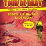 Pozvánka na Tour de Brdy – 7. závěrečný závod Galaxy série 3.10.2015