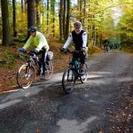 Ukončení cyklistické sezóny v jižních Čechách 4.10. 2015