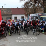 18.ročník novoročního závodu z Rokycan na Žďár