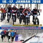Pozvánka na STUPAVA WINTER TROPHY 2016 – MTB & RUN