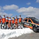 Expres CZ-Merida Team Kolín na soustředění v Igrane