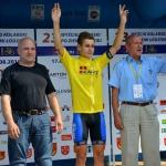 Junior Sedláček vyhrál etapový závod v Polsku