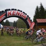 Galaxy Kenda Zručský maraton 5. závod Galaxy série 2016 vyhrál Jan Jenšík