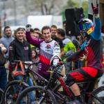 Tomáš Slavík vítězí na Urban DH 2016 v Grasse!
