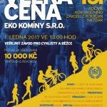19. ročník novoročního závodu z Rokycan na Žďár pro cyklisty a běžce EKO KOMÍNY s.r.o.