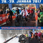STUPAVA WINTER TROPHY 2017 – MTB & RUN