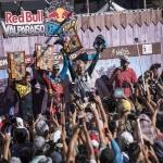 Slavík vyhrává nejtěžší městský sjezd světa – Valparaiso Cerro Abajo