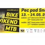 BIKE VÍKEND PEC POD SNĚŽKOU 13. – 14. 5. 2017