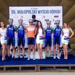 Malopolský horský závod zařazený do žebříčku UCI