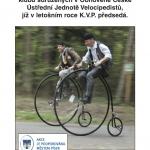 Oslavy 130. výročí založení K.V.P. a Setkání velocipedistických klubů  OČÚJV 23. 9. 2017  v Písku