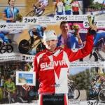 Slavia – výsledky září 6x stupně vítězů z toho 2x vítězství
