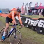 Foto z mistrovství Evropy v cyklokrosu 2017 v Táboře