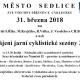 Sedlice – Zahájení jarní cyklistické sezóny 2018