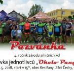 """Časovka jednotlivců Kestřany """" Okolo Panglu """""""